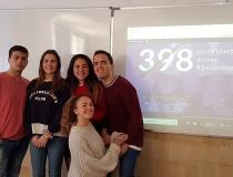 1 Batxillerat  Latín language Class 2018