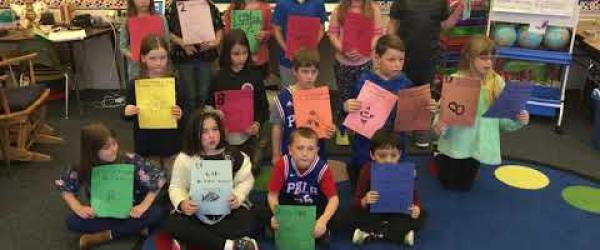 Embedded thumbnail for Mrs. Delaney and Mr. Dunlea's 2nd grade class Week 1