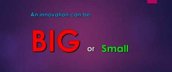 Embedded thumbnail for What is Innovation? How many type of Innovation ?